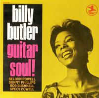 Billy Butler - Guitar Soul!