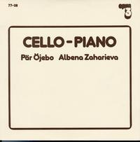 Par Ojebo & Albena Zaharieva - Cello-Piano