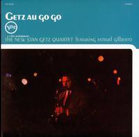 The New Stan Getz Quartet - Getz au Go Go