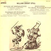 Lois Adele Craft and Kaufman Ensemble - Still: Ennanga etc.