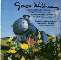 Groves, London Symphony Orchestra - Williams: Fantasia on Welsh Nursery Tunes etc.