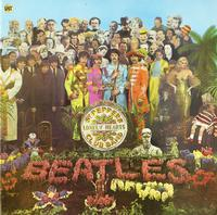 The Beatles - Sgt. Peppers Lonley Hearts Club Band