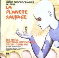 Alain Goraguer - La Plantete Sauvage
