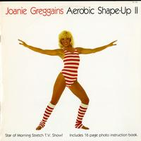 Joanie Greggains - Aerobic Shape-Up II