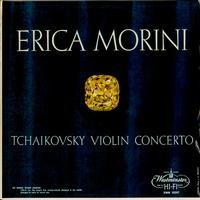 Morini, Rodzinski, Philharmonic Symphony Orchestra of London - Tchaikovsky Violin Concerto -  Preowned Vinyl Record