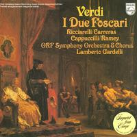 Ricciarelli, Gardelli, ORF Symphony Orchestra and Chorus - Verdi: I Due Foscari -  Preowned Vinyl Box Sets
