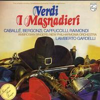 Caballe, Gardelli, New Philharmonia Orchestra - Verdi: I Masnadieri