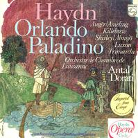 Auger, Ameling, Dorati, Lausanne Chamber Orchestra - Haydn: Orlando Paladino -  Preowned Vinyl Box Sets