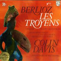 Vickers, Davis, Orchestra and Chorus of Royal Opera House, Covent Garden - Berlioz: Les Troyens -  Preowned Vinyl Box Sets