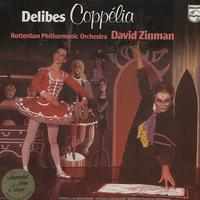 Zinman, Rotterdam Philharmonic Orchestra - Delibes: Coppelia