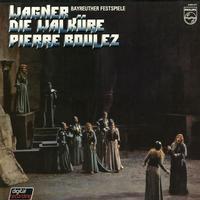Hofmann, Boulez, Orchester der Bayreuther Festspiele - Wagner: Die Walkure
