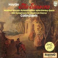 Harper, Davis, BBC Symphony Orchestra and Chorus - Haydn: The Seasons