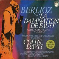 Veasey, Davis, London Symphony Orchestra - Berlioz: The Damnation of Faust