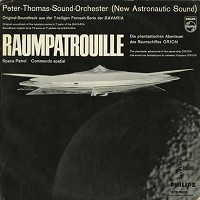Original Soundtrack - Raumpatrouille (Space Patrol)/Germany/seam splits/m -