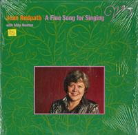 Jean Redpath - A Fine Song For Singing