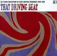 Various Artists-That Driving Beat