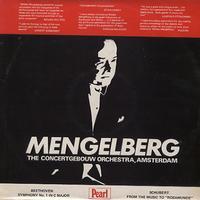 Mengelberg, Concertgebouw Orchestra, Amsterdam - Beethoven: Symphony No. 1 etc.