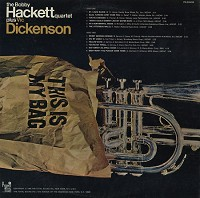 The Bobby Hackett Quartet plus Vic Dickerson - This Is My Bag