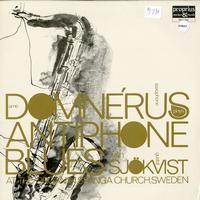Arne Domnerus & Gustaf Sjokvist - Antiphone Blues