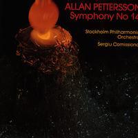 Comissiona, Stockholm Philharmonic Orchestra - Pettersson: Symphony No. 14