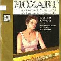 Sirokay, Breitner, Hungarian State Orchestra - Mozart: Piano Concertos