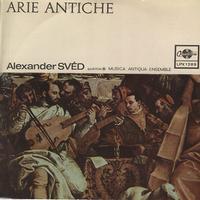 Alexander Sved - Arie Antiche