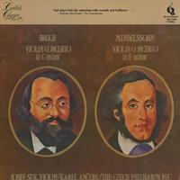 Suk, Ancerl, The Czech Philharmonic Orchestra - Bruch: Violin Concerto etc.