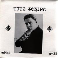 Tito Schipa - The Milan Recordings 1913-4
