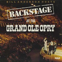 Various Artists - Backstage At The Grand Ole Opry