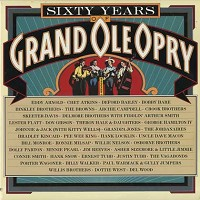 Various Artists - Sixty Years Of Grand Ole Opry/2 LPs