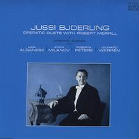 Jussi Bjoerling - Operatic Duets and Scenes