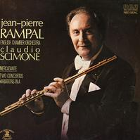 Jean-Pierre Rampal, Scimone, English Chamber Orchestra - Mercadante: Two Concertos etc.