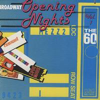 Various Artists - Broadway Opening Nights Vol. 1 The '60s