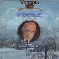 Koussevitzky, Boston Symphony Orchestra - Prokofiev: Symphony No. 5