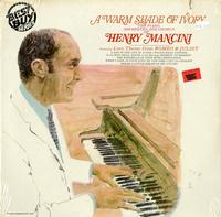 Henry Mancini and His Orchestra-A Warm Shade of Ivory