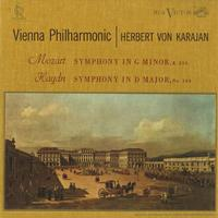 Herbert Von Karajan/The Berlin Philharmonic Orchestra - Mozart: Symphony in G Minor etc.