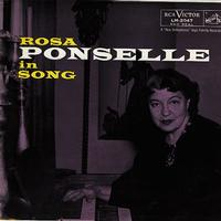 Rosa Ponselle - In Song