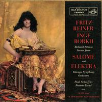 Borkh, Reiner, Chicago Symphony Orchestra - Strauss: Scenes from Salome and Elektra