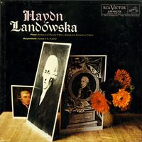 Wanda Landowska - Haydn: Sonatas, Andante and Variations