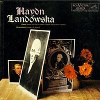 Wanda Landowska - Haydn: Sonatas, Andante and Variations