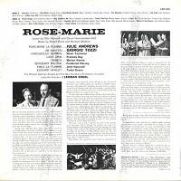 Julie Andrews, Giorgio Tozzi - Rose-Marie