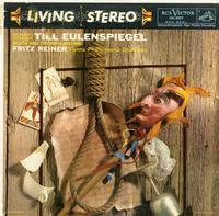 Fritz Reiner, Vienna Phil Orchestra-Strauss: Till Eulenspiegel etc.