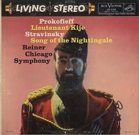 Reiner , Chicago Symphony Orchestra-Prokofiev: Lieutenant Kije etc