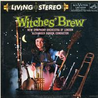 Alexander Gibson, New Symphony Orchestra of London - Witches' Brew