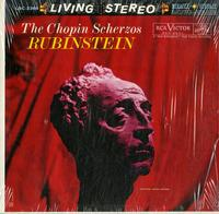 Arthur Rubinstein - The Chopin Scherzos