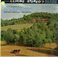 Aaron Copland - Appalachian Spring, The Tender Land-Suite