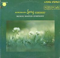 Munch, Boston Symphony Orchestra - Schumann: Spring Symphony