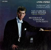 Van Cliburn, Fritz Reiner, Chicago Symphony Orchestra - Beethoven 'Emperor' Concerto