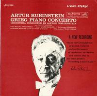 Artur Rubinstein-Grieg Piano Concerto