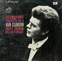 Van Cliburn, Fritz Reiner, Chicago Symphony Orchestra - Rachmaninoff: Concerto No. 2